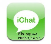 iChat 7.0 SQLite3 (PHP 5.3, 5.4, 5.5) ��� DLE