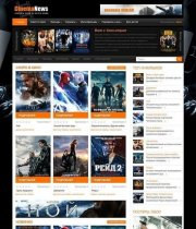 CinemaNews для DLE 10.5